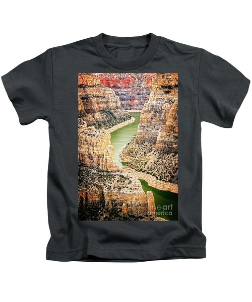 Bighorn River Kids T-Shirt
