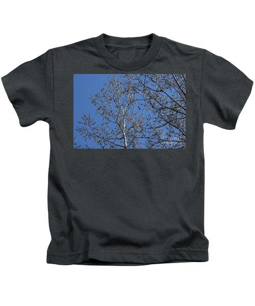 Birch Rebirth Kids T-Shirt