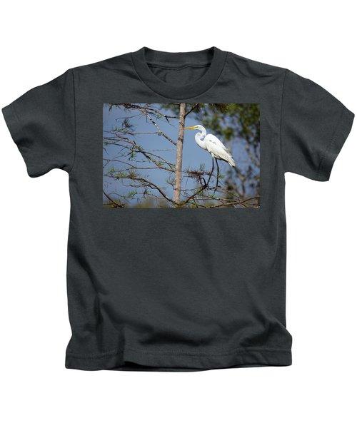 Bird 154 Kids T-Shirt