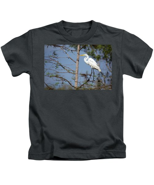 Bird 154 Kids T-Shirt