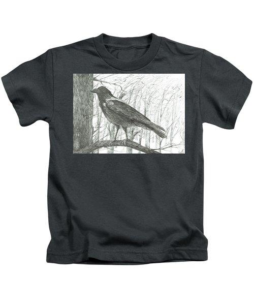 Bird, 2011 Kids T-Shirt