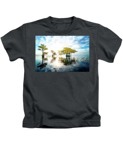 Birth Of Morning Kids T-Shirt