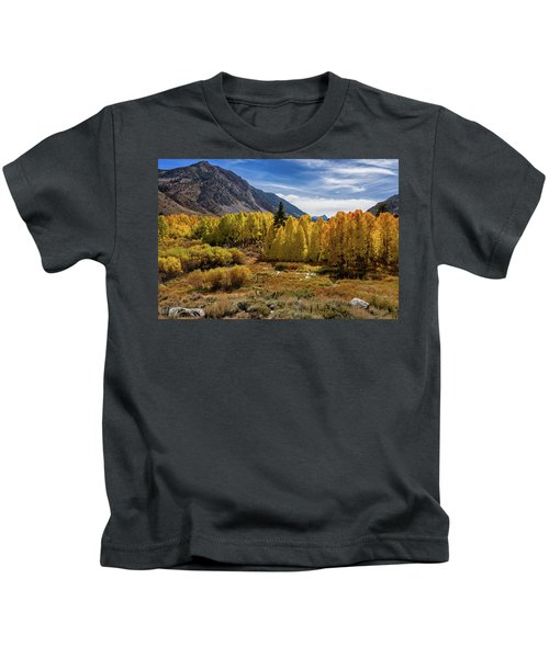 Bishop Creek Aspen Kids T-Shirt