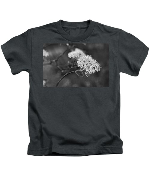 Black And White Kids T-Shirt