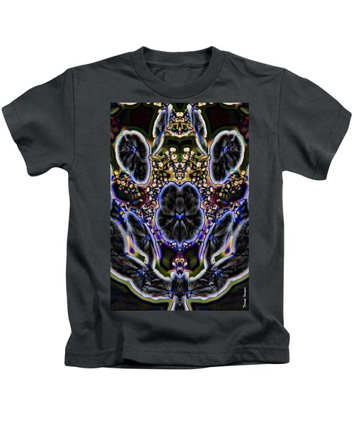 Black Angel Kids T-Shirt