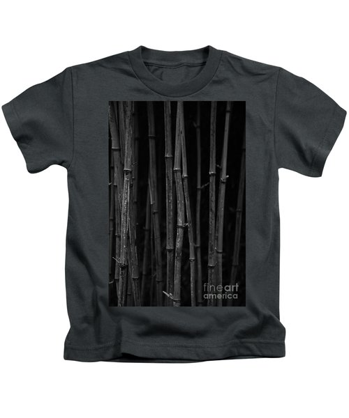 Black Bamboo Kids T-Shirt