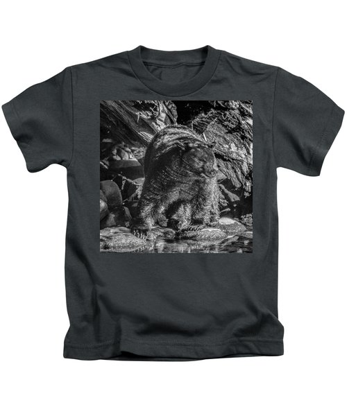 Black Bear Creekside Kids T-Shirt
