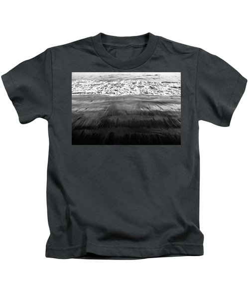 Black Sands  Kids T-Shirt