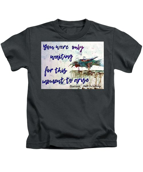 Blackbird Kids T-Shirt
