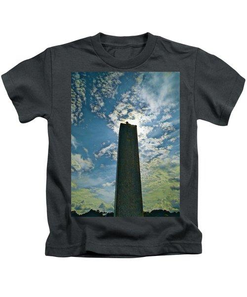 Blessed Bird Kids T-Shirt