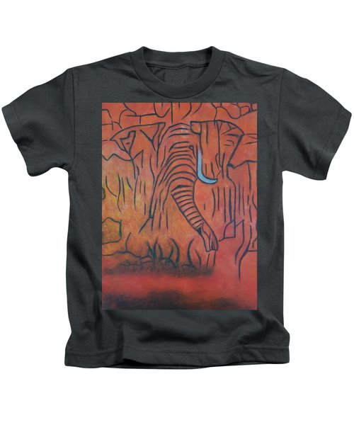 Blood Ivory Kids T-Shirt