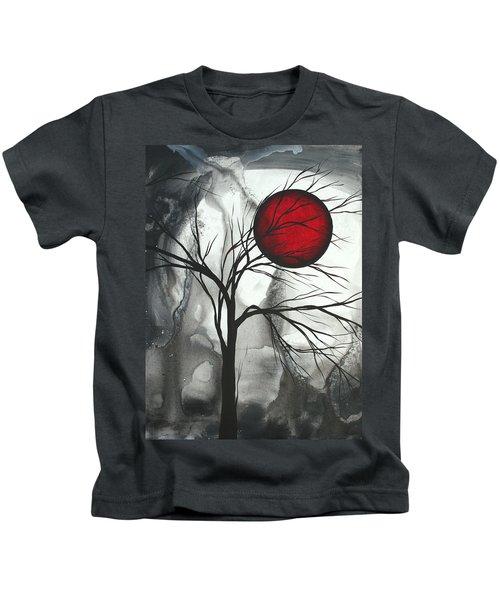 Blood Of The Moon 2 By Madart Kids T-Shirt