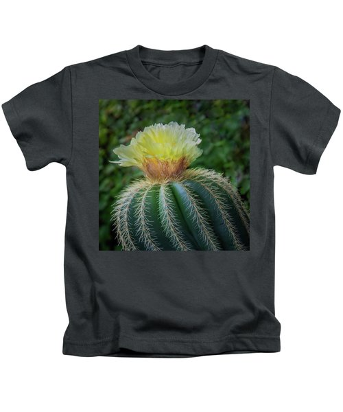 Blooming Cactus Kids T-Shirt