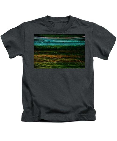 Blue Canoe Kids T-Shirt