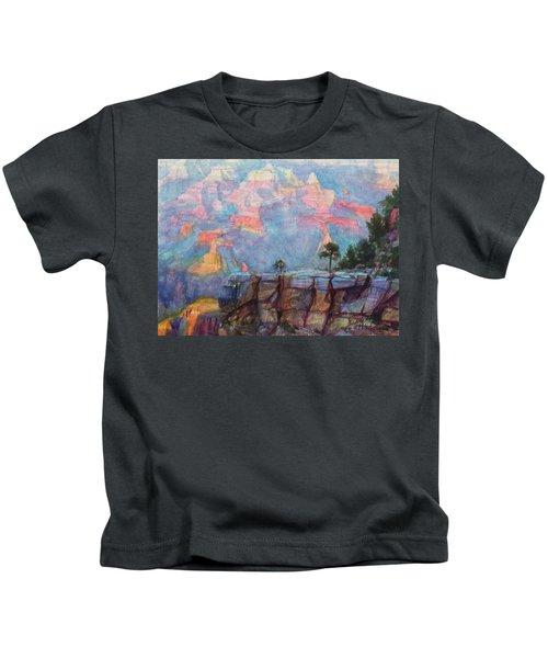Blue Depths Kids T-Shirt