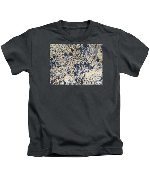Blue Ecru Kids T-Shirt
