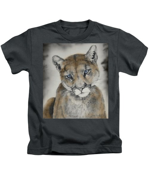 Blue Eyes Kids T-Shirt