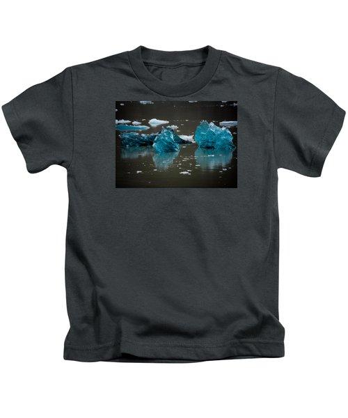 Blue Gems Kids T-Shirt