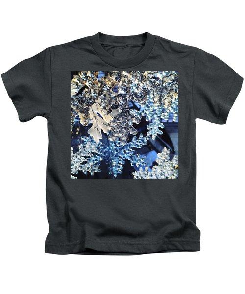 Blue Ice Kids T-Shirt