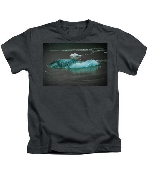 Blue Iceberg Kids T-Shirt