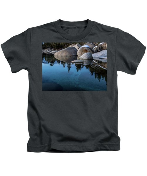 Blue Reflections Kids T-Shirt