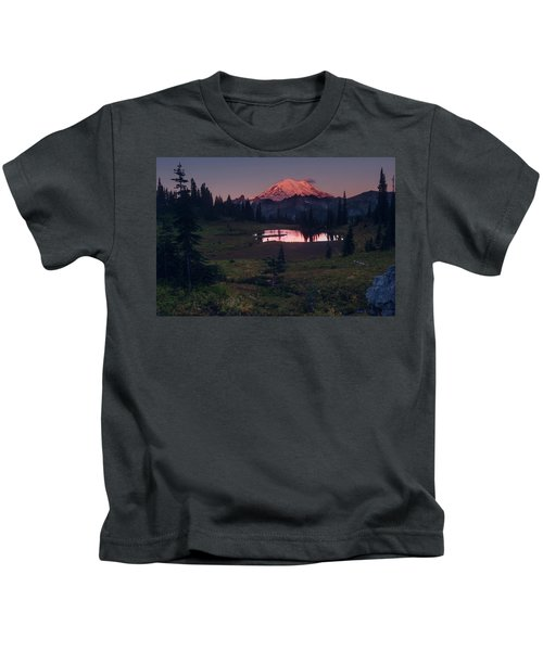 Morning Blush Kids T-Shirt