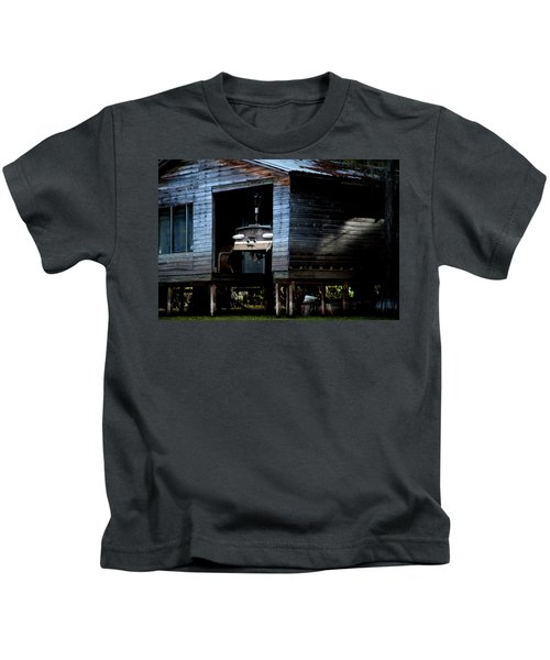 Boat House Kids T-Shirt