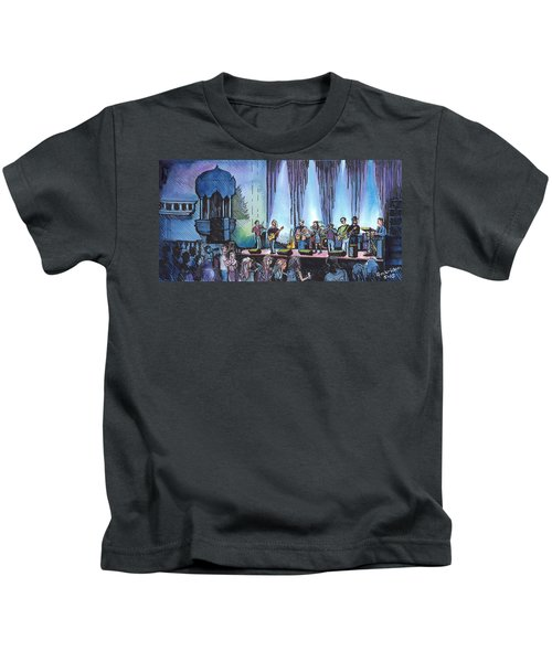 Bob Dylan Tribute Show Kids T-Shirt