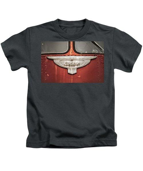 Bob Wills And His Texas Playboys Tour Bus Kids T-Shirt