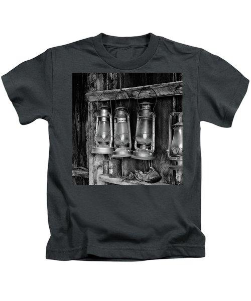 Bodie Lanterns Kids T-Shirt