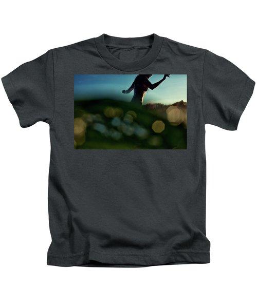 Bokeh Kids T-Shirt