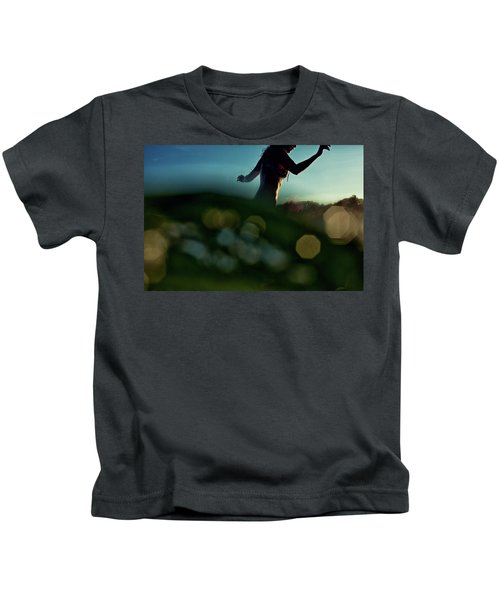 Bokeh Kids T-Shirt