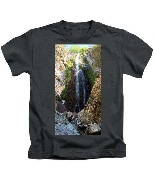 Bonita Falls In Full High Kids T-Shirt