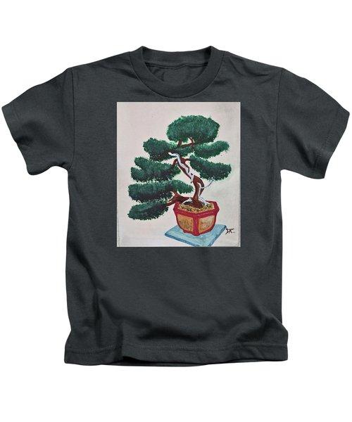 Bonsai #3 Kids T-Shirt