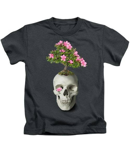 Bonsai Skull Kids T-Shirt