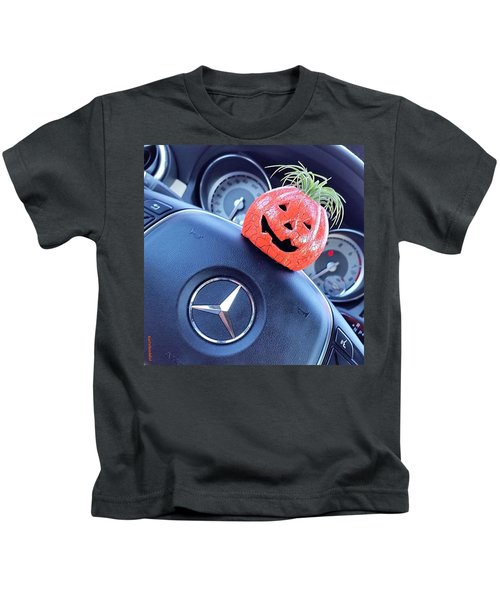 #boo! My #car Is Getting Excited About Kids T-Shirt