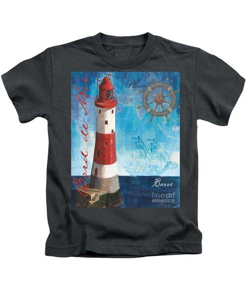 Bord De Mer Kids T-Shirt