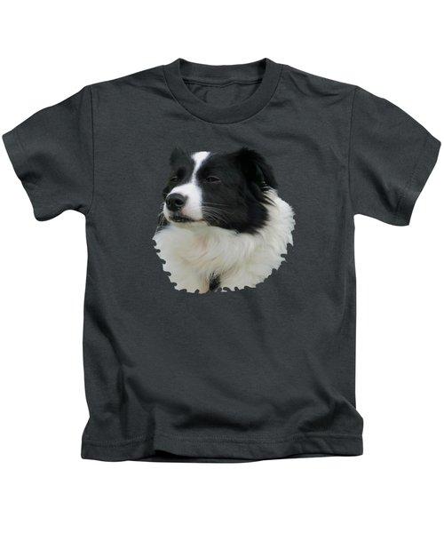 Border Collie Kids T-Shirt