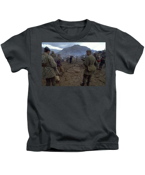 Border Control Kids T-Shirt