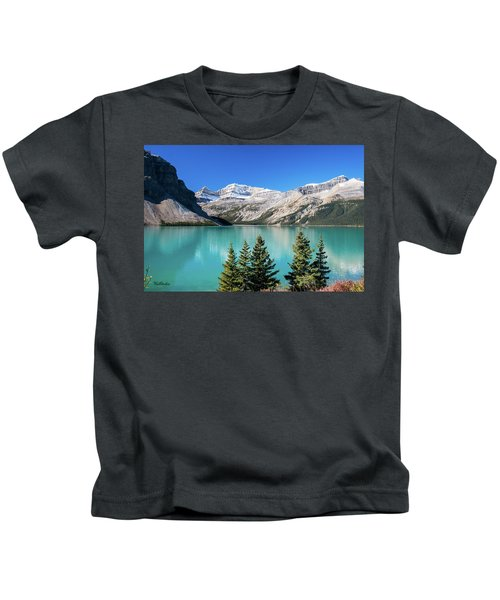Bow Lake Kids T-Shirt