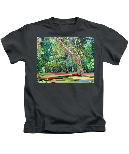 Bow Trench 1 Kids T-Shirt