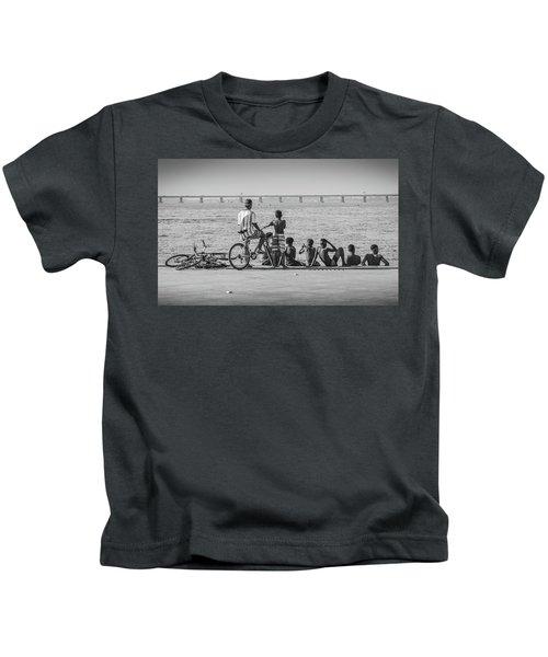 Boys From Brazil Kids T-Shirt