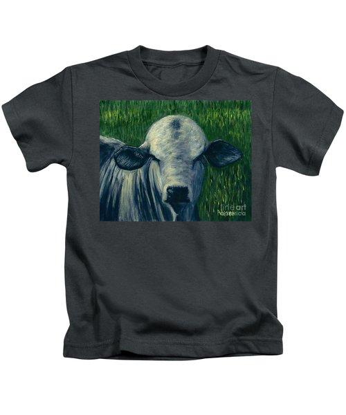 Brahma Bull  Kids T-Shirt