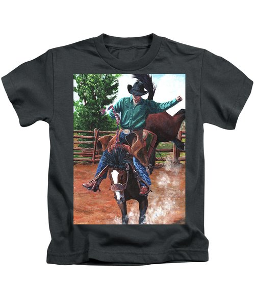 Braking Stock Kids T-Shirt