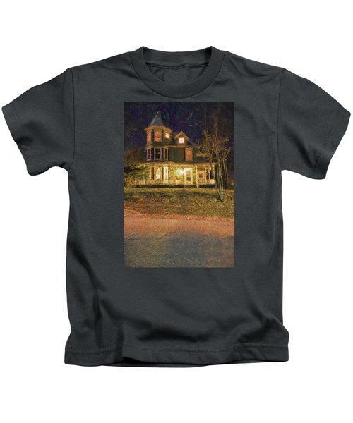 Brattleboro Victorian Kids T-Shirt