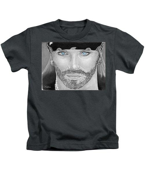 Brett Michaels Kids T-Shirt