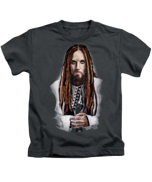 Brian Welch Kids T-Shirt
