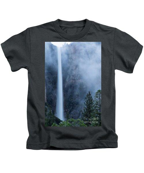 Bridalveil Falls Kids T-Shirt