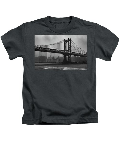 Bridge Over Troubled Water Kids T-Shirt