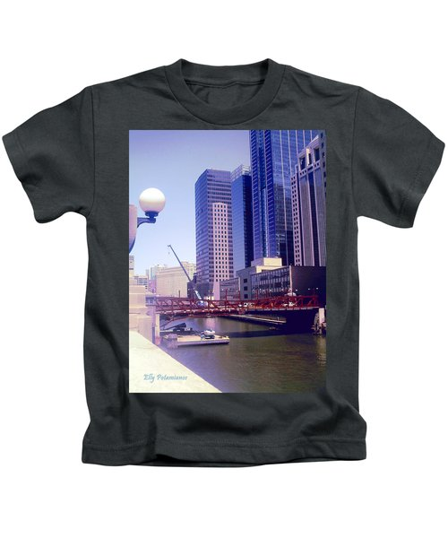 Bridge Overview Kids T-Shirt